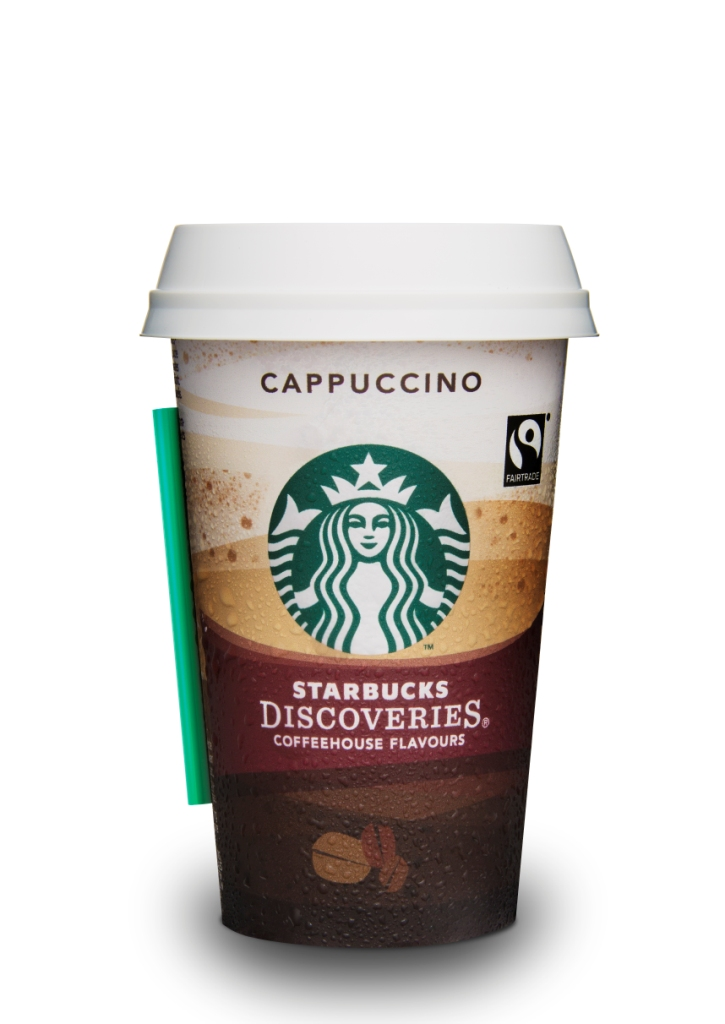 Starbucks Discoveries Cappucino