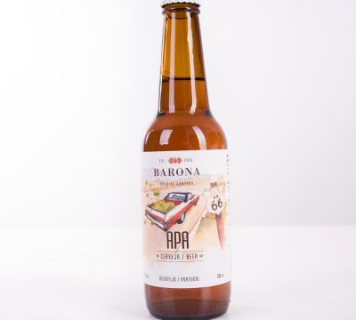 Cervejas BARONA premiadas no World Beer Awards