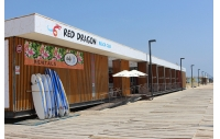 Red Dragon Beach Club abre na Costa da Caparica